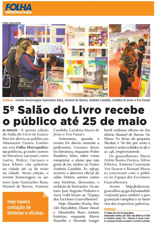 Folha Metropolitana 18-05-2016 Página 9