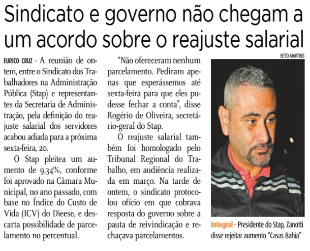 Folha Metropolitana 18-05-2016