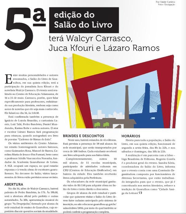 Revista Wekkend 13-05-2016 Página 6