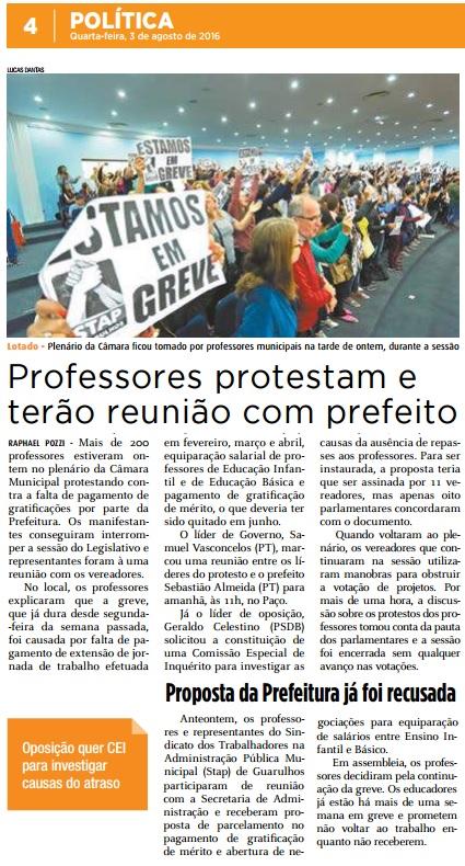 Folha Metropolitana 03-08-2016 Página 4