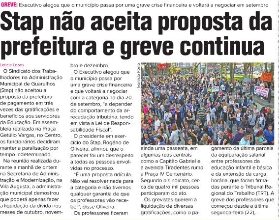 Guarulhos Hoje 02-08-2016