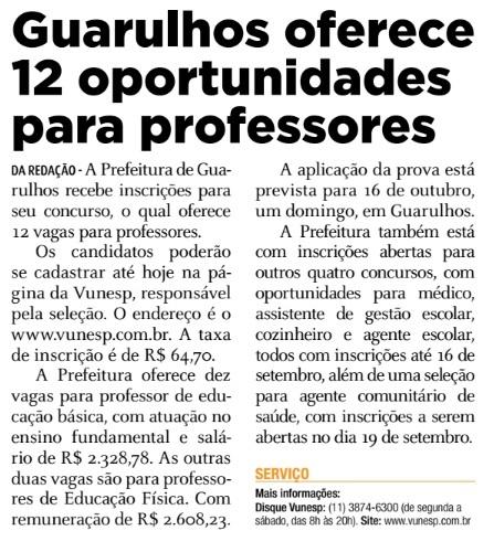 Folha Metropolitana 02-09-2016