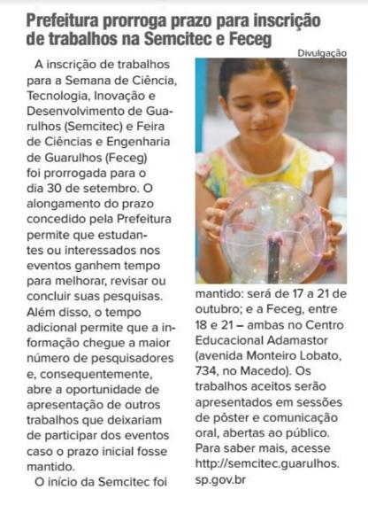 Guarulhos Hoje 01-09-2016