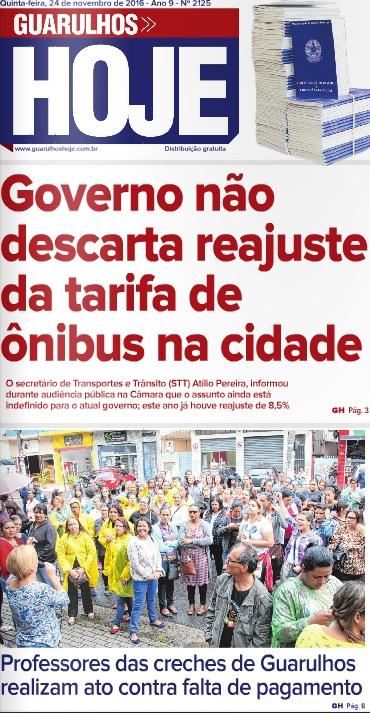 Guarulhos Hoje 24-11-2016 Capa.jpg