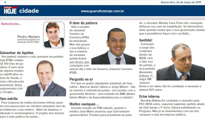 Guarulhos Hoje 22-03-2017 Página 4