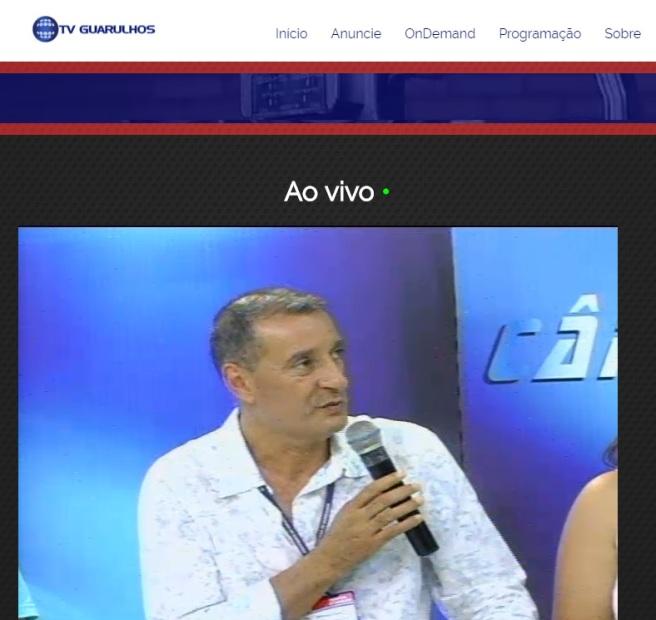 Tv Guarulhos - Câmera Esportiva 16-3-2017