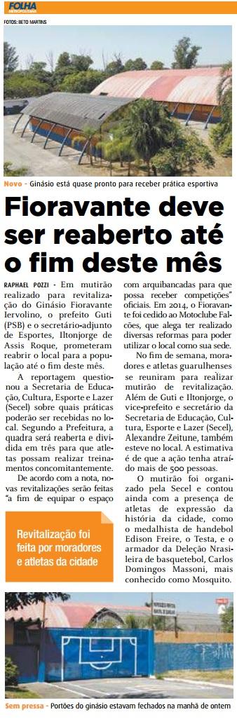 Folha Metropolitana 05-06-2017 Página 5