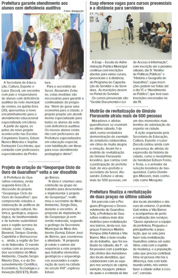Guarulhos Hoje 04-04-2017 Página 6