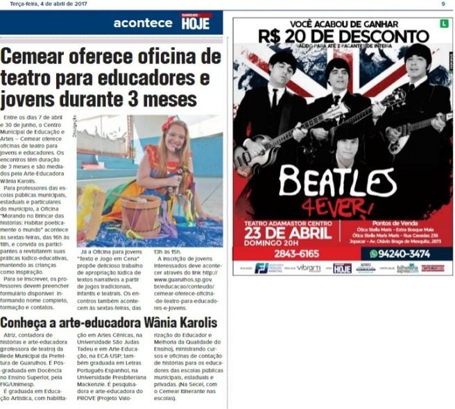 Guarulhos Hoje 04-04-2017 Página 9