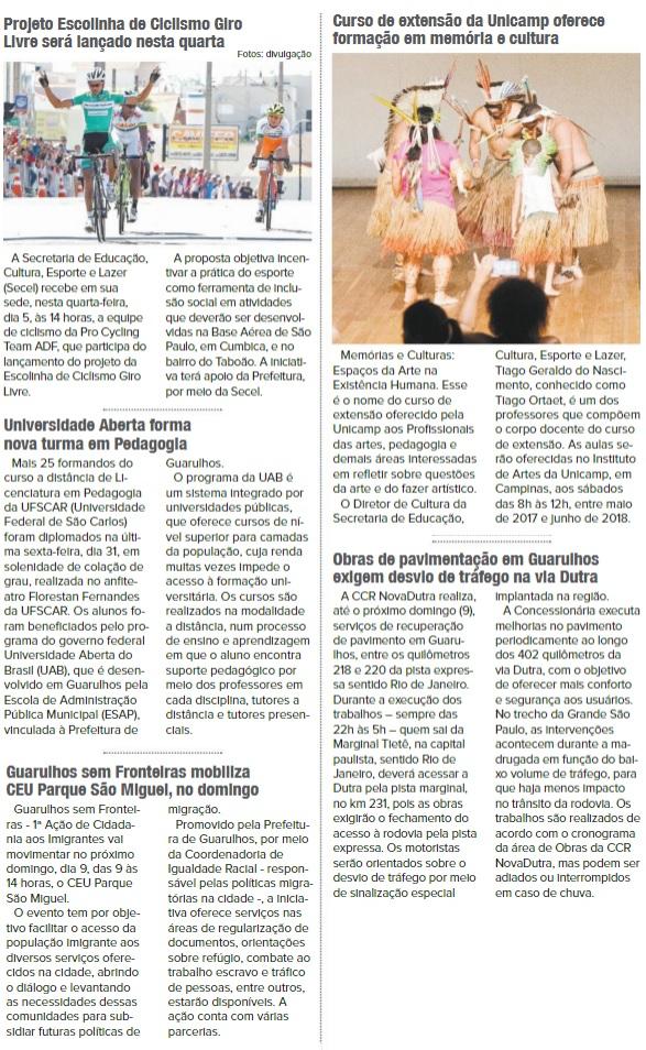 Guarulhos Hoje 05-06-2017 Página 6