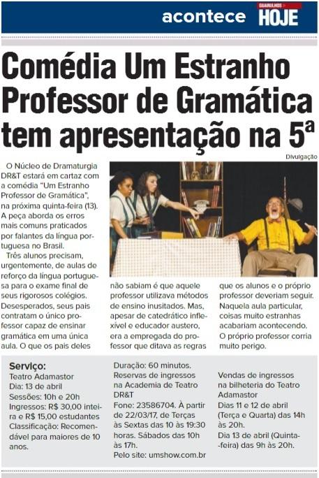 Guarulhos Hoje 11-04-2017 Página 11