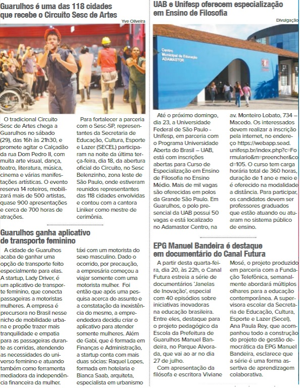 Guarulhos Hoje 20-04-2017 Página 6