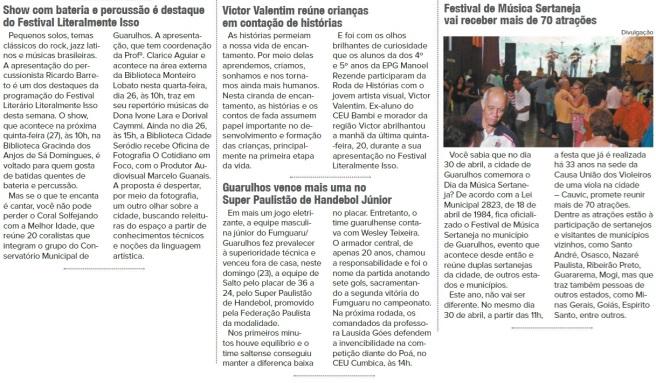 Guarulhos Hoje 25-04-2017 Página 6