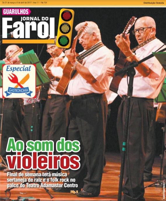 Jornal do Farol 30 a 6-03-2017 Capa