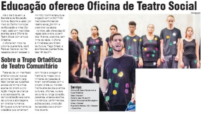 Jornal do Farol 30 a 6-03-2017 Página 15