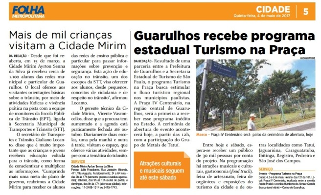 Folha Metropolitana 04-05-21017 Página 5