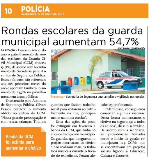 Folha Metropolitana 05-05-2017 Página 10