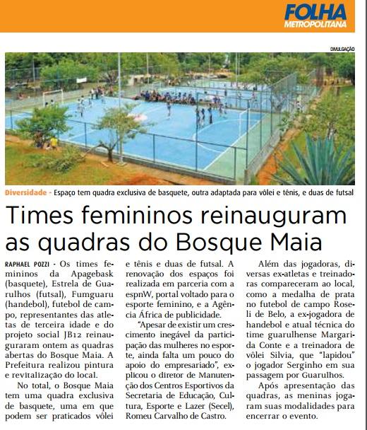 Folha Metropolitana 05-05-2017 Página 14