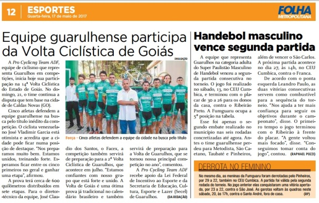 Folha Metropolitana 17-05-2017 Página 12