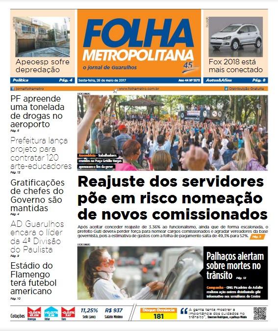 Folha Metropolitana 26-05-2017 Capa.jpg