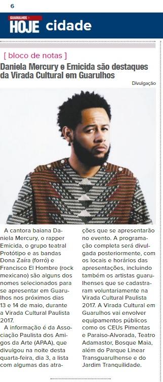 Guarulhos Hoje 04-05-2017 Página 6