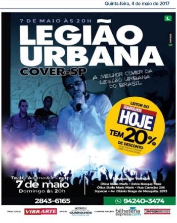 Guarulhos Hoje 04-05-2017 Página 8