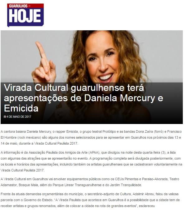 Guarulhos Hoje 04-05-2017