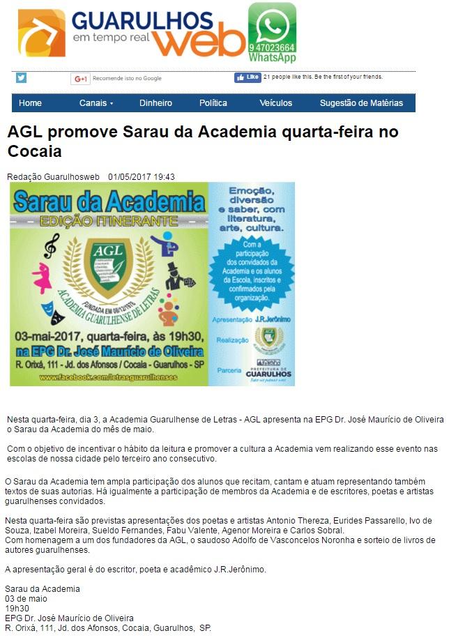 Guarulhos Web 01-05-2017