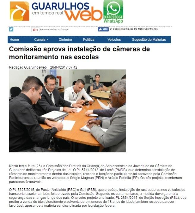 Guarulhos Web 26-04-2017