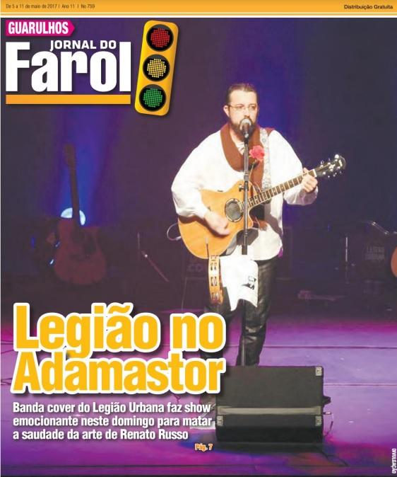 Jornal do Farol 05-05-2017 Capa