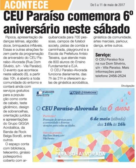 Jornal do Farol 05-05-2017 Página 6