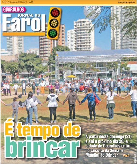 Jornal do Farol 19-05-2017 Capa