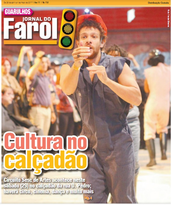 Jornal do Farol 28-04-2017 Capa