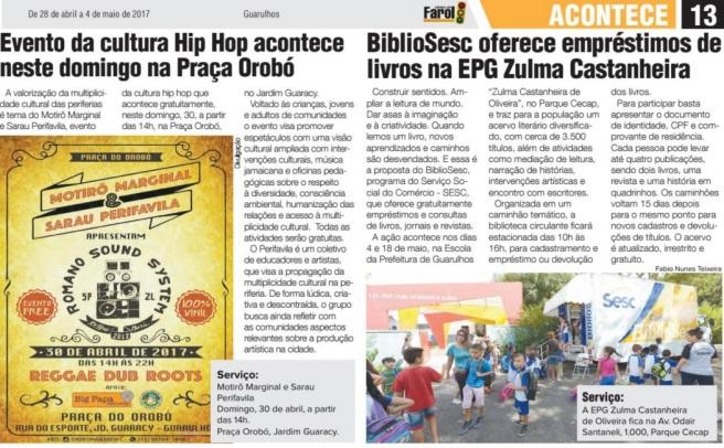 Jornal do Farol 28-04-2017 Página 13