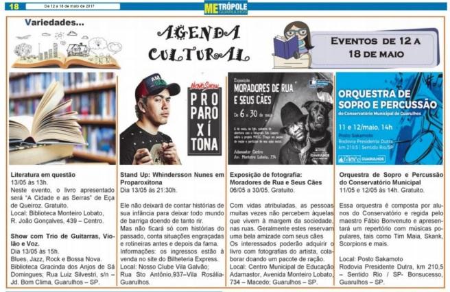 Metrópole Guarulhos 12-05-2017 Página 18