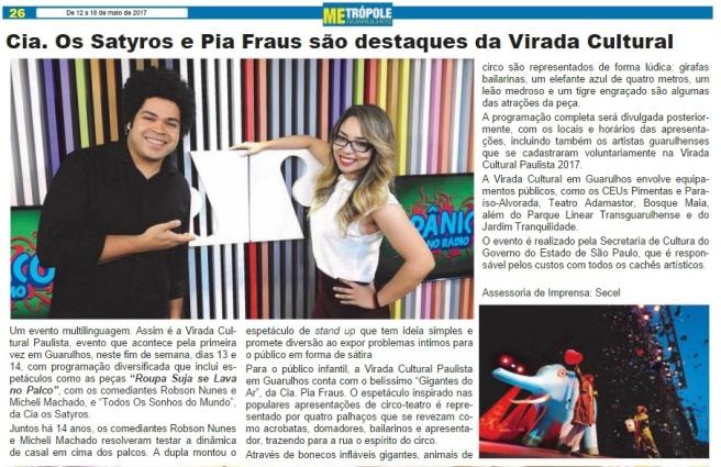 Metrópole Guarulhos 12-05-2017 Página 26