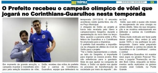 Metrópole Guarulhos 26-05-2017 Página 13