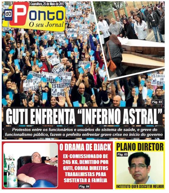 Folha do Ponto 25-05-2017 capa