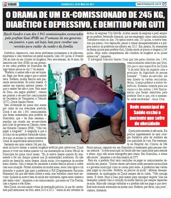 Folha do Ponto 25-05-2017 Página 4