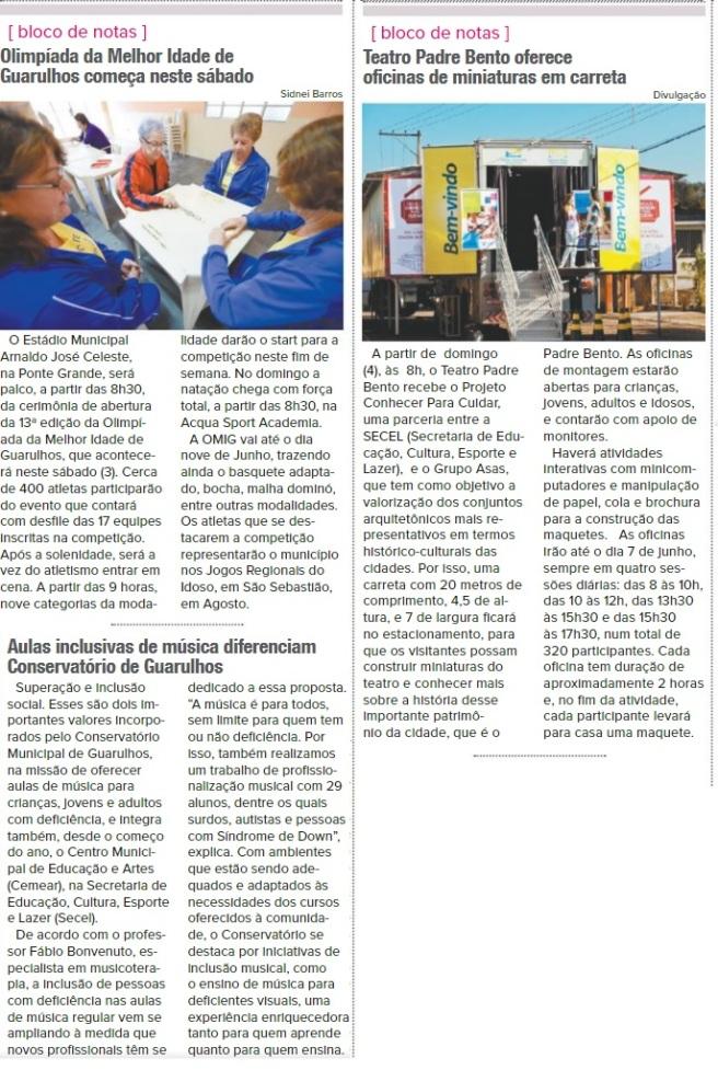 Guarulhos Hoje 01-06-2017 Página 6