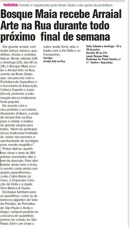 Guarulhos Hoje 21-06-2017 Página 9