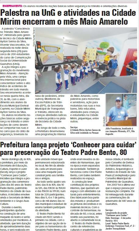 Guarulhos Hoje 31-05-2017 Página 8