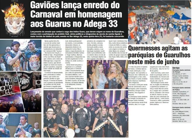 Guarulhos Hoje 4-6-2017 Página 6e7