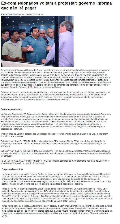 Guarulhos Web 09-05-2017