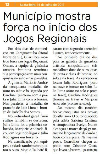 Folha Metropolitana 14-07-2017 Página 12