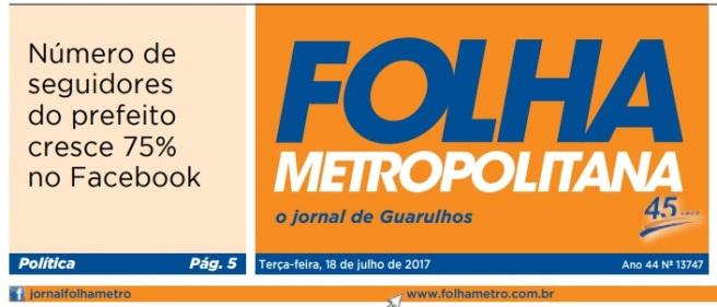 Folha Metropolitana 18-07-2017 Capa.jpg