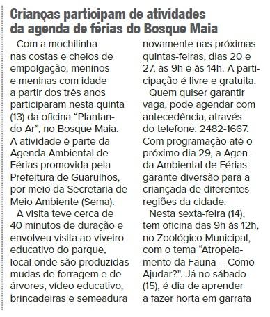 Guarulhos Hoje 14-07-2017 Página 6.
