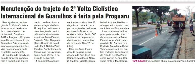 Guarulhos Hoje 18-07-2017 Página 7