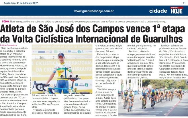 Guarulhos Hoje 21-07-2017 Página 7
