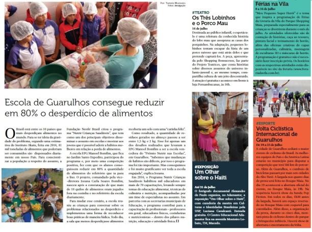 Revista Weekend 07-07-2017 Página 28 e 29